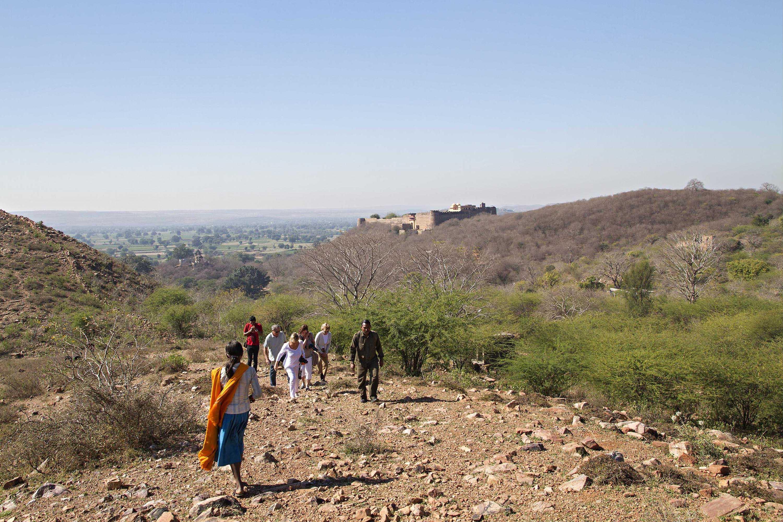 Village Walk 1