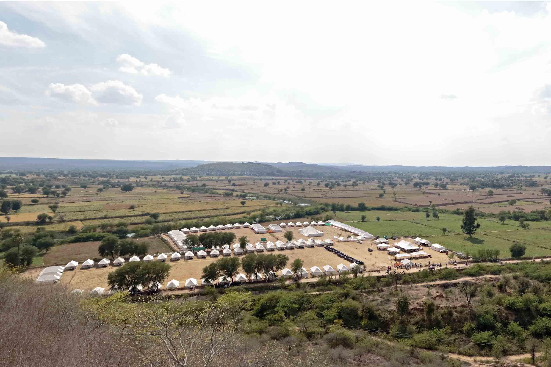 Incentive Campsite Panorama 1