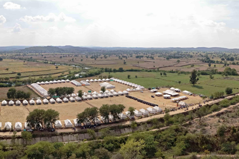 Incentive Campsite Panorama 2